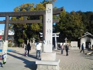 守山区小幡白山神社その1